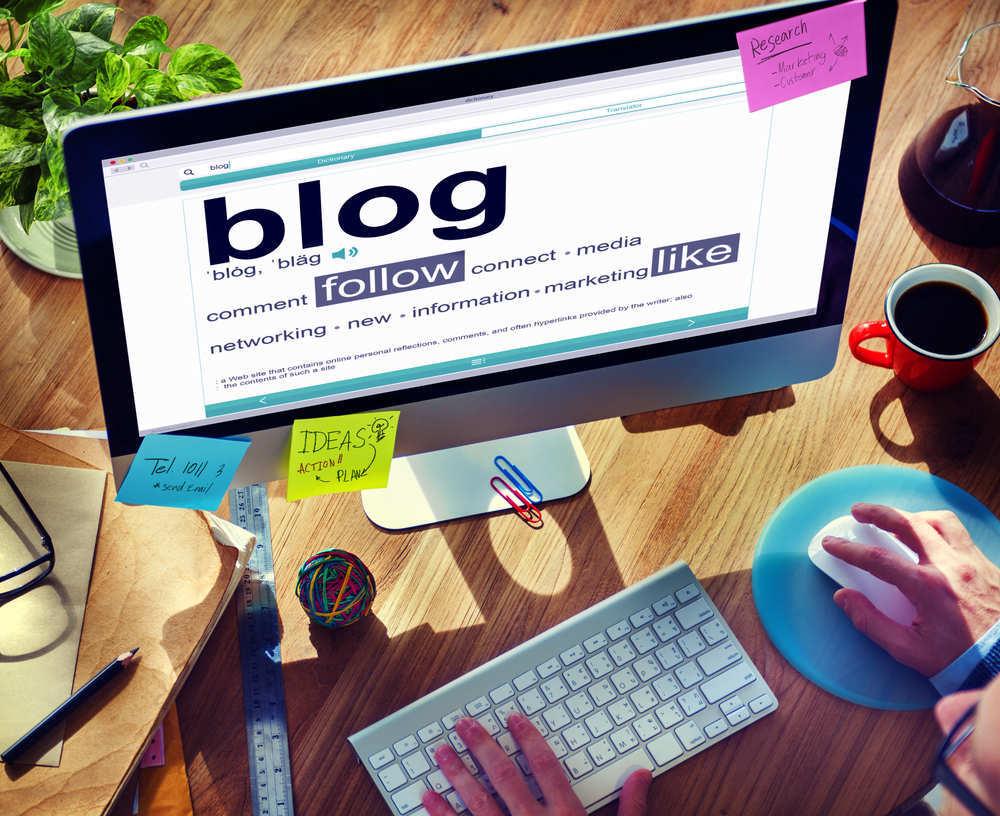 Con un blog convertí en un rentable negocio