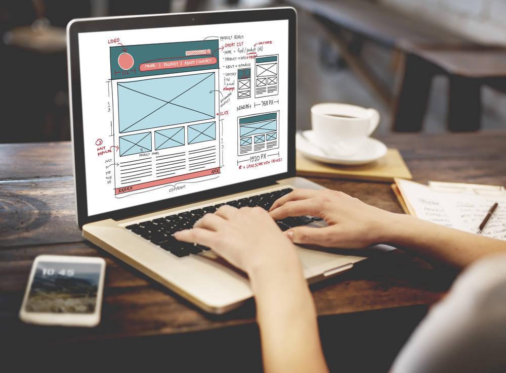 Un buen diseño web puede ser garantía de éxito